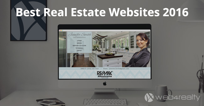 Best Real Estate Websites 2016🔥