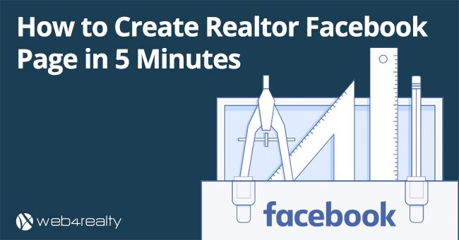 How To Create A Realtor Facebook Page In 5 Minutes