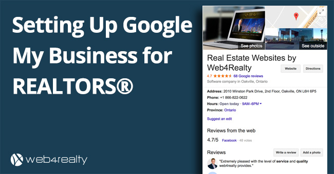Setting Up Google My Business For REALTORS®