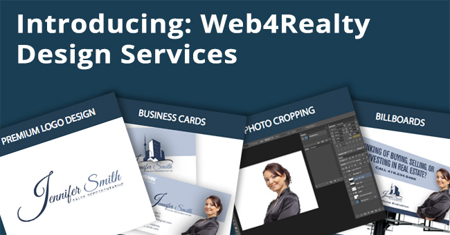 New Feature Alert: Web4Realty Design Services 🔑