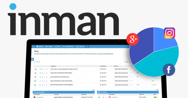 Inman Reviews Web4Realty's Application
